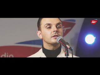 Hurts - Beautiful Ones, Radio ZET, Poland (18.05.2017)