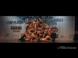 diamond pro  frame up 9  high heels show  choreo Alena Lapina