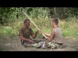 №5 Казачья боевая традиция Колюшенко Сергей. Тренировка с палкой