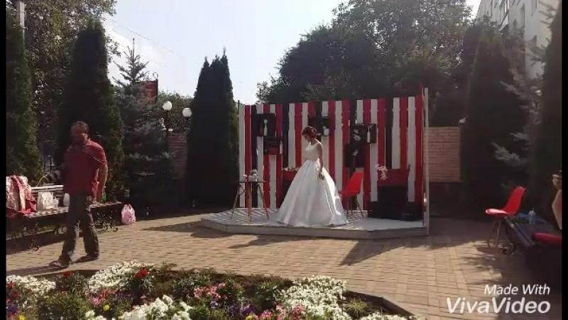 Сьемка ТмAleksia Dresses sro