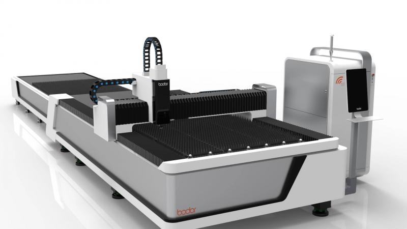 E1530 волоконный лазер со сменным столом