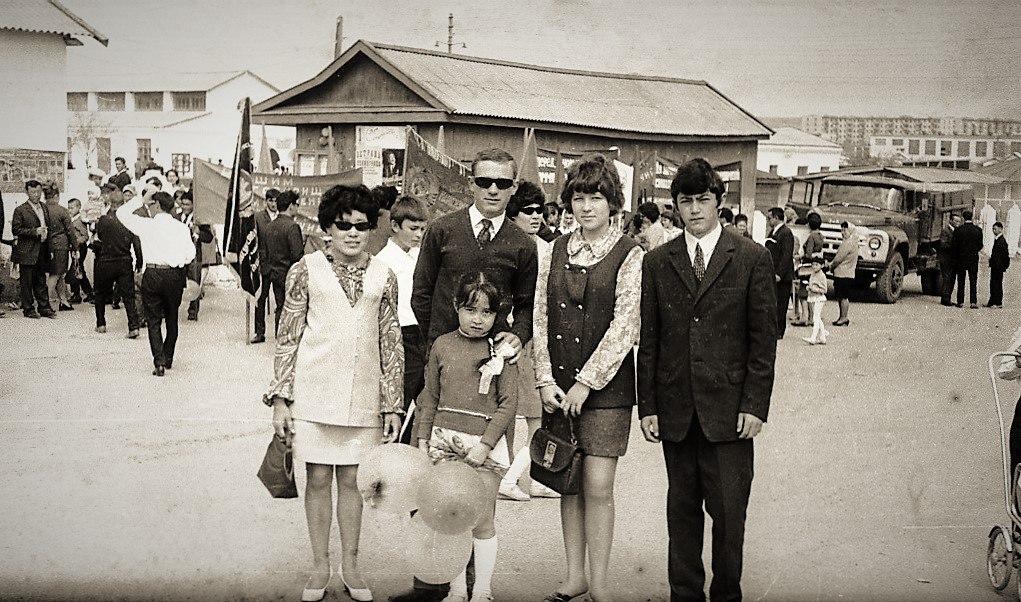Центральный рынок 1971 год