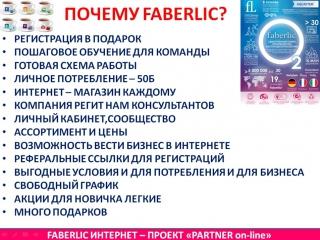 ПРЕЗЕНТАЦИЯ ПРОЕКТА PARTNER ON-LINE