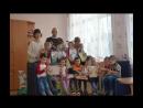 Новый год .детский дом г.Черняховск,, после утрен..