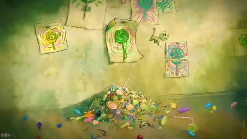 Психологический мультфильм Lollipop _ Леденец