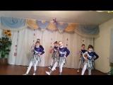 Танець Барбарики