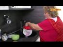 Салат «Кучерявый» с крабовыми палочками - ПоварИнка