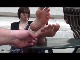 Sol3Experience Natasha - Feet (No Tickle)