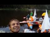 2 день сплава по белой)))
