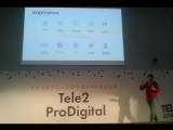 Дмитрий Буров - Mail.ru - о рекламе в интернет среде на Tele2 ProDigital Biznes 2016 #tele2prodigital