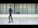 Yuri!!! on Ice | Yuri Katsuki - Yuri on ice | Юри Кацуки - Юри на льду | 5 серия