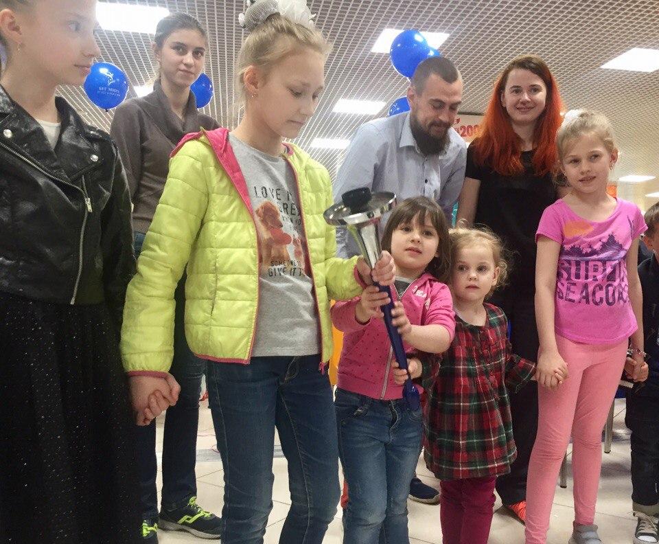 Праздник , приуроченный к Международному Дню защиты детей