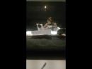 Ларго у Ворона в студии