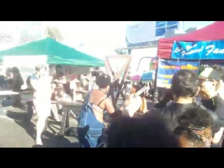 Обычная жизнь в сан франциско -   folsom street fair .mp4