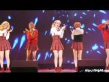 Корейская группа TREN-D с песней Kandy boy
