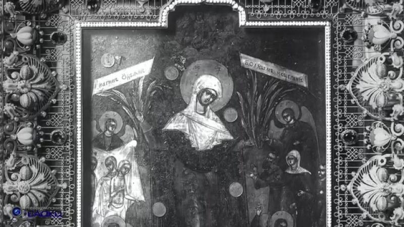 икона всех скорбящих радость с грошиками молитва
