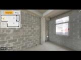 Превью 3D-тура   3-комнатная квартира 97 м в ЖК Лазурный берег - vestum.ru