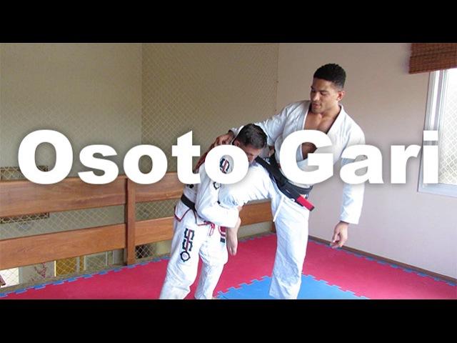 Osoto Gari com Mahamed Aly