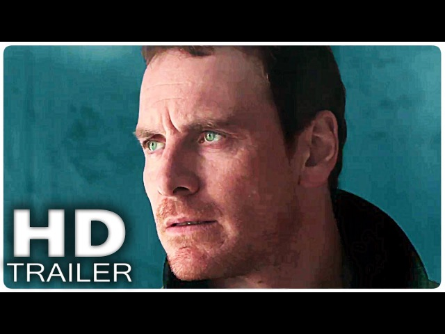 THE SNOWMAN Trailer 2 (Extended) 2017