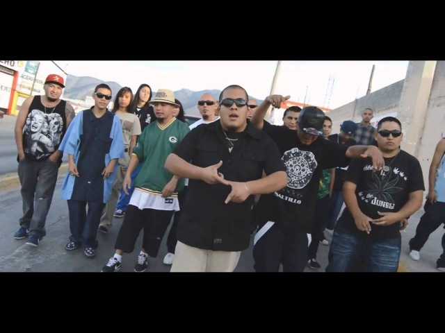VENIMOS HACIENDO GUATO (VIDEO OFICIAL) CLAN AZTEKA 813 RAP MEXICANO 2016