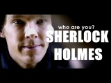 who are you  Sherlock BBC