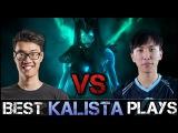 Kalista Montage Battle WildTurtle vs Doublelift