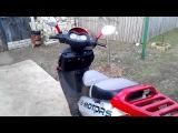 Музыка в скутере Hors 052