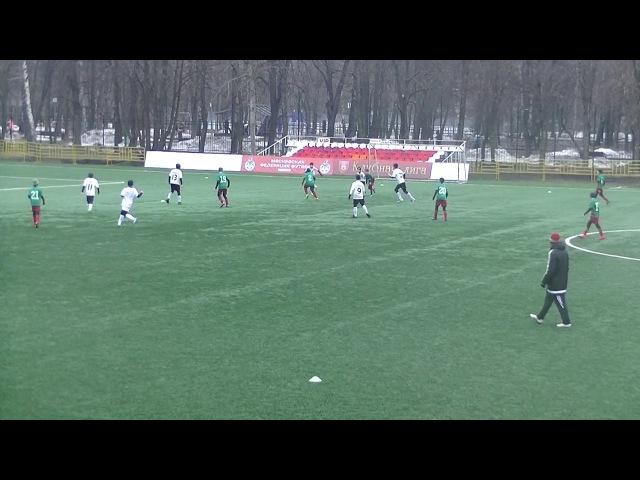 19.03.2017. Локомотив 2 (2005)-Сокол(1-й тайм)