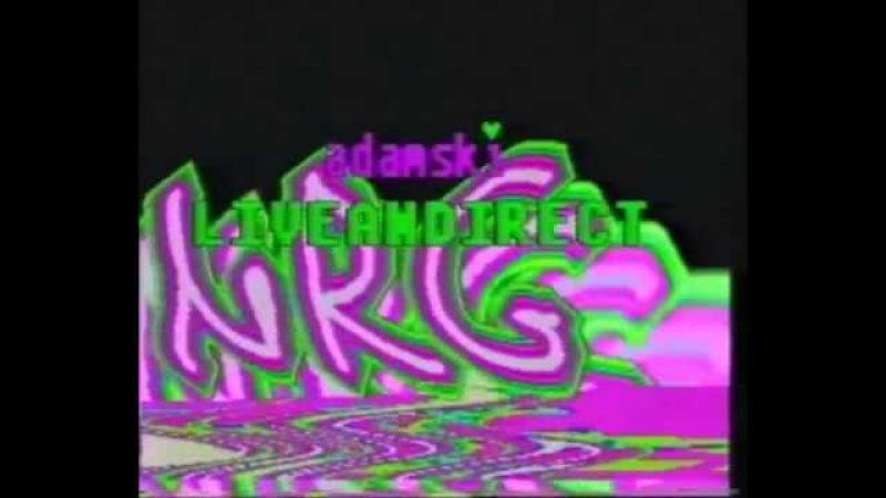 Adamski - N-R-G [1989]