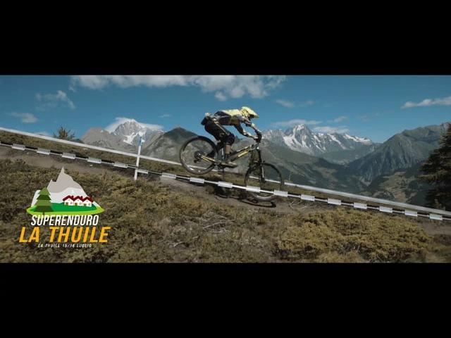 Superenduro La Thuile Valle d'Aosta