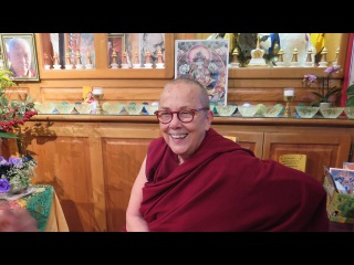 Unedited - 1718 - (30/12/16) Дост. Робина Куртин 2017 - Questions/answers, Bodhicitta