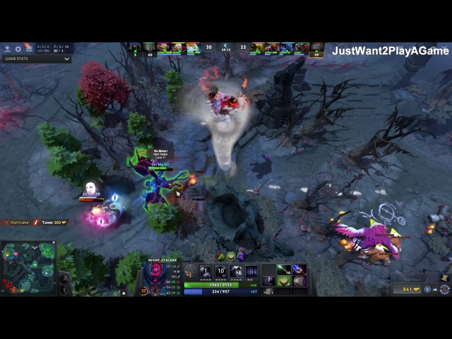 Miracle Ramzes666 vs Matumbaman Dota2 7 03 27K MMR CLASH