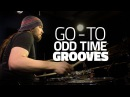 Go To Odd Time Grooves with Aaron Edgar Drum Lesson Drumeo