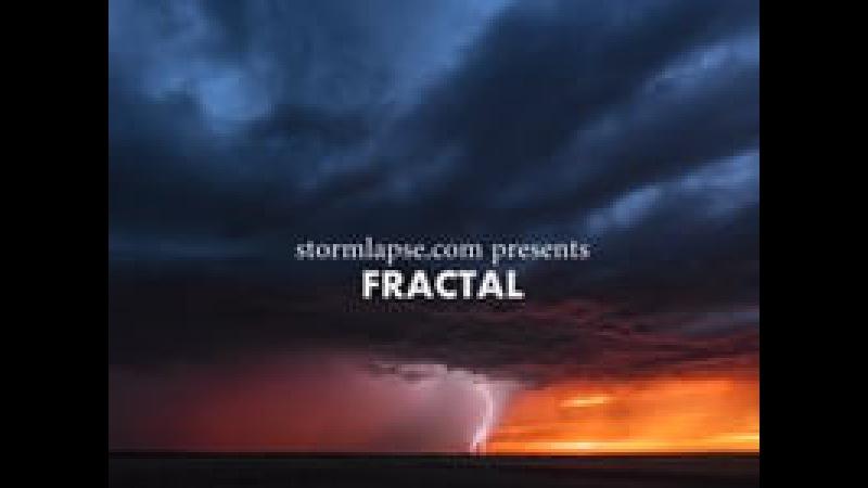 FRACTAL - 4k StormLapse