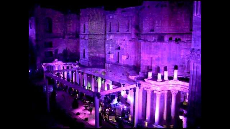 Julio Iglesias (Live) - Vous Les Femmes (July 10, 2008) Bosra
