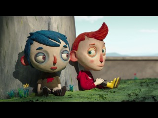 My Life as a Zucchini [Official English Dub Trailer] Will Forte, Nick Offerman and Ellen Page