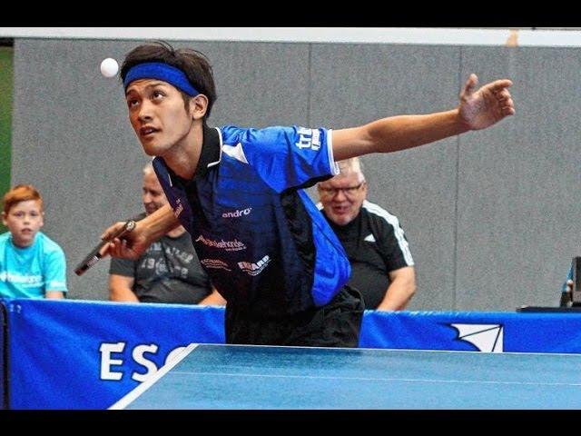 村松雄斗 Yuto Muramatsu vs 吉村和弘 Kazuhiro Yoshimura (2017 All Japan National Championships)