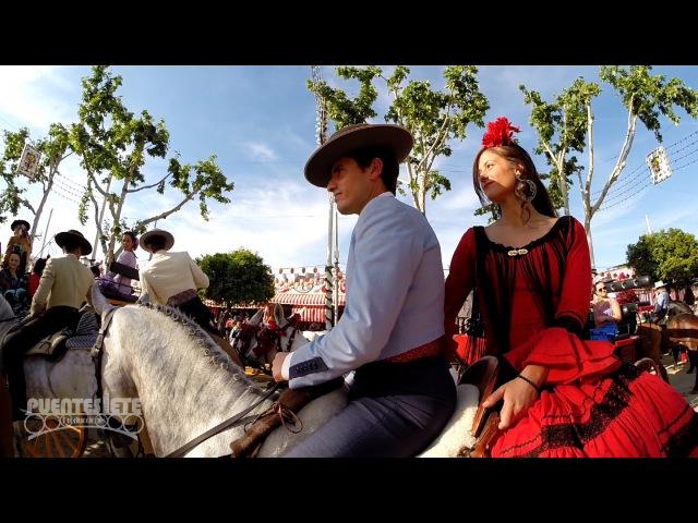 Feria de Sevilla 2015.- El Paseo de Caballos.
