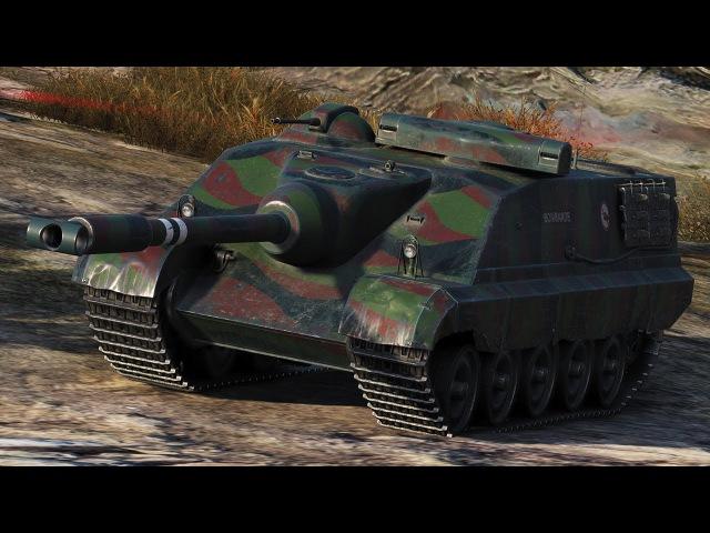 World of Tanks AMX 50 Foch (155) - 7 Kills 12,8K Damage