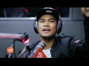 Bugoy Drilon covers One Day Matisyahu LIVE on Wish 107.5 Bus
