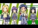 AniDub Koro Sensei Quest Квест Коро сэнсэя 02 FruKt Jade