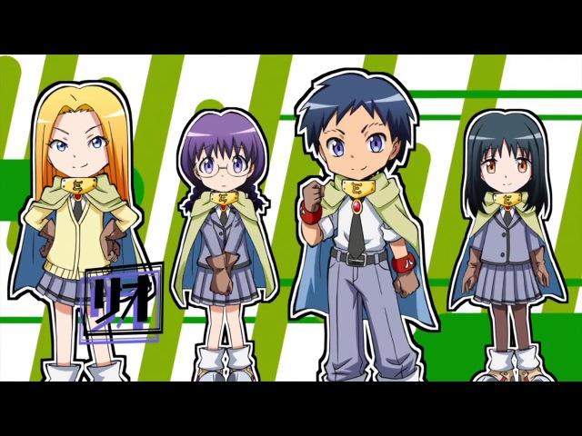 AniDub Koro Sensei Quest Квест Коро сэнсэя 02 FruKt Jade смотреть онлайн без регистрации