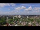 Нижний Тагил. Дзержинский район с высоты птичьего полёта.