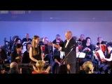 L. Anderson Fiddel-Faddel Kaliningrad symphony orchestra, conducter-A. Feldman, solo- Vasileva Maria