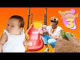 Привет, БЬЯНКА! 🍼 Маша #Капуки и #ЧичиЛав на Детской Площадке. Видео для детей. се...
