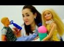 Барби мультфильмы Кен БЕЗ ГОЛОСА от мороженого! 🍧 Игры в доктора с КуклаБарби ...