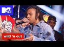 Vic Mensa Goes Ballistic on Nick Cannon Method Man Wild 'N Out Wildstyle