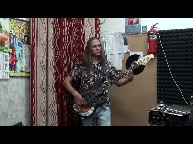 Jamiroquai - Time Won't Wait (Виталий Присмотров bass cover)