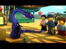 LEGO Ниндзяго Мастера Кружитцу. 1 сезон - 8 серия