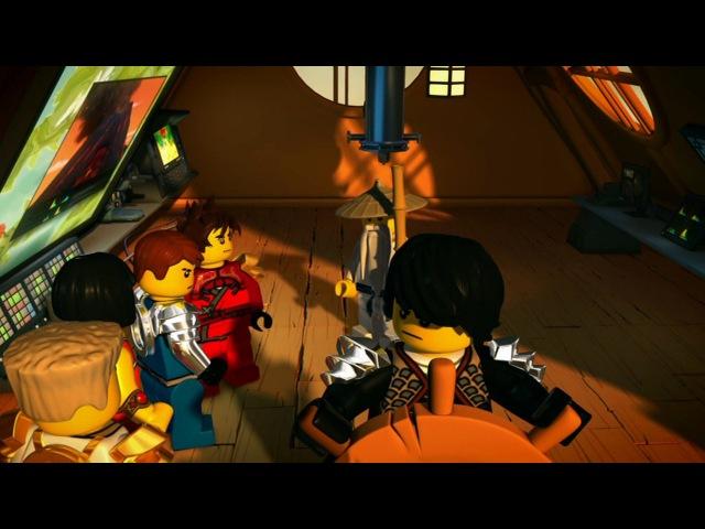 LEGO Ниндзяго: Мастера Кружитцу. 1 сезон - 10 серия